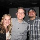 Jen Bryson, Rob and Steve Hernandez