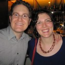 Rob Kohr and Celia Bullwinkel