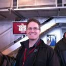 Rob Kohr inside Tribeca Cinema